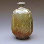 Salt glaze squared form, Terra Sigillata slip