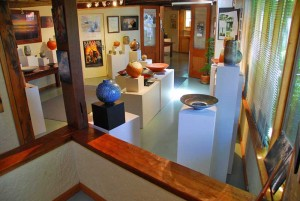 Kirbys Flat Pottery Gallery